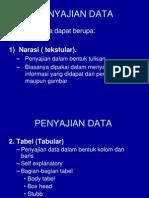 Kul 3 Penyajian Data