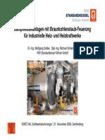 DampfkesselanlagenBraunkohlenstaubFeuerung Heizkraftwerke Industrie 080313082811