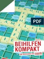 Beihilfen kompakt - Wintersemester 2013_14