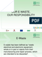 E-Waste Presentation for Colleges