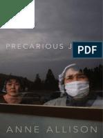 Precarious Japan by Anne Allison