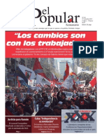 El Popular 243 Viernes 27 de Septiembre