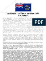 Scottish Fishery Protection Cruisers