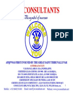 APQP by Thiruvalluvar