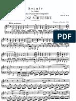 Schubert - Sonata D.960