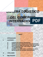 Sistemas Logistico de Comercio Internacional
