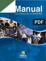 Sep Manual Para -La -Convivencia Escolar 2012