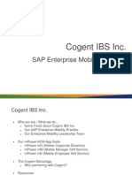 cogent mobility for partners