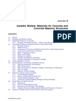 Inelastic Modelling of Materials