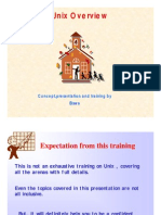 Unix Training Ppt