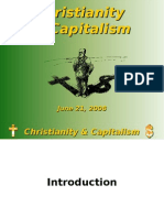 Christianity & Capitalism, Part 1