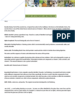 Glossary - Nutrition and Wellness