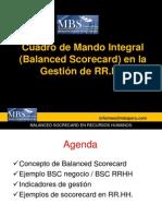 BSC RR.HH_