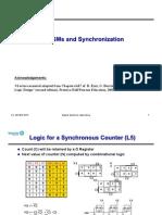 Finite state machine and synchronization lecture