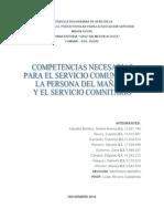 Competencias Sociocomunitario