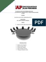 Estructura Organizacional y Racionalizacion Administrativa