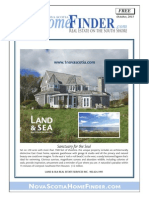 Nova Scotia Home Finder October 2013 Issue