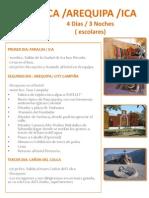 Ica - Arequipa