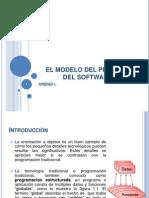 El Modelo Del Proceso Del Software