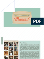 Digital Scrapbooking Manual