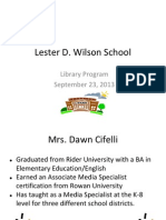 cifelli-library 2013-14back to school presentation