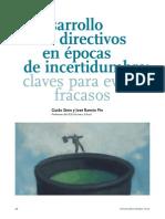 El desarrollo de directivos en épocas de incertidumbre.pdf