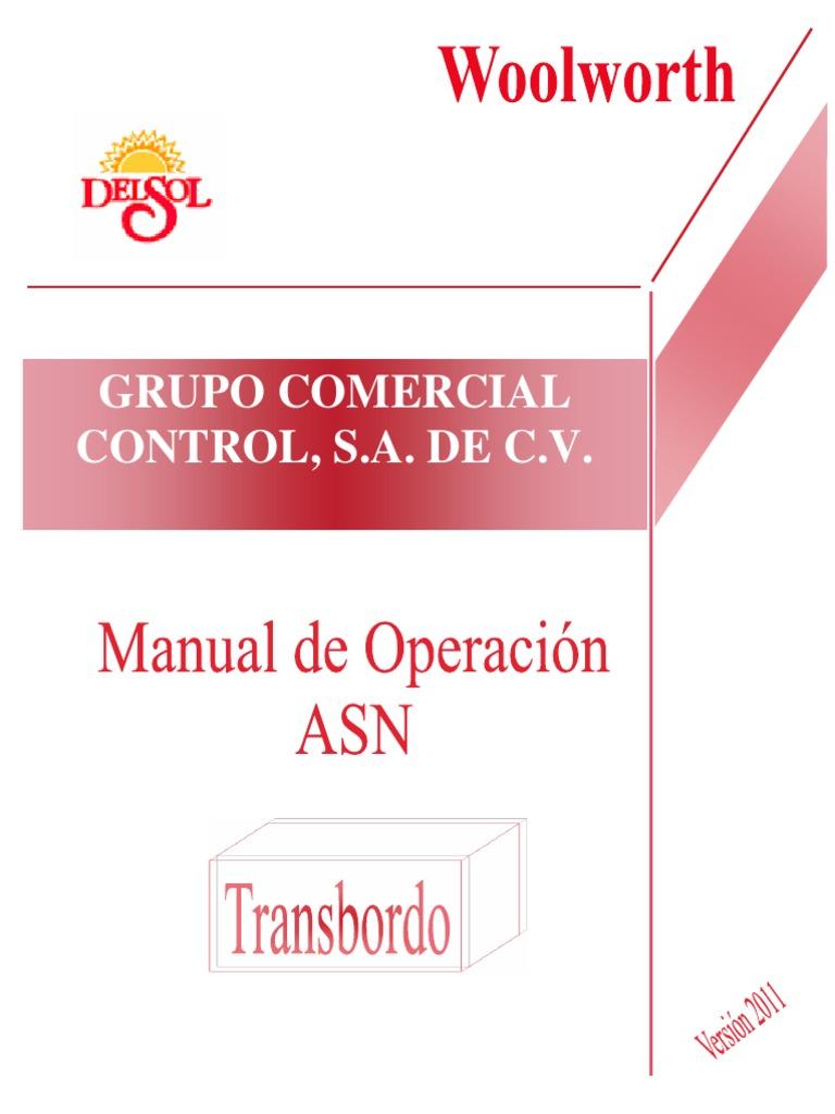 Manual de ASN Transbordo 4e75277103