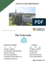 Low Soo Peng University of Cambridge