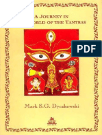 163888162 Dyczkowski Mark S G Journey in the World of Tantras 316p PDF