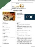 Chec Pufos Cu Afine - Petit Chef