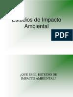 0. Estudios de Impacto Ambiental