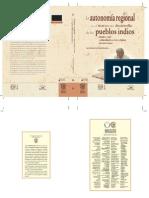 La autonomía regional en el marco del desarrollo de los pueblos indios