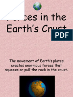 2-1forces in the earths crust