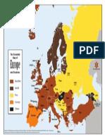 Eurobeer Map