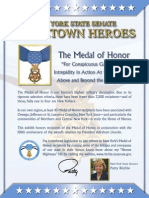 Senator Patty Ritchie's Hometown Heroes