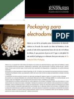 Packaging para electrodomésticos