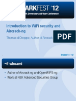 MB-6 Introduction to WiFi Security and Aircrack-Ng