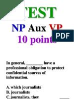 ข้อสอบ NP VP