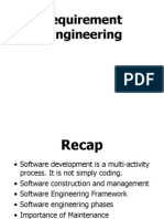 requirement engineering - part 1
