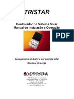 TriStar Manual Portuguese