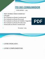 Material Alunos - Aulas Dirieto Do Consumidor - 2013 - Parte 1