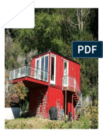 House Made From Shipping Containers