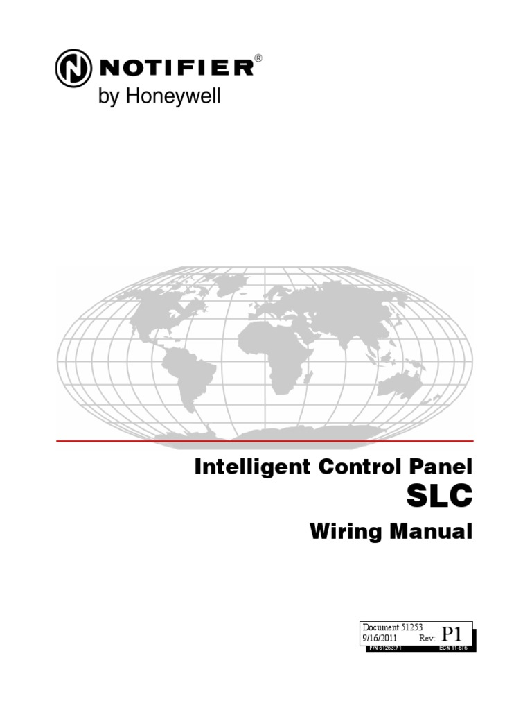 SLC Wiring Manual-51253 | Electromagnetic Interference | Smoke
