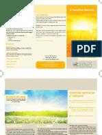 Luz Solar - Estudos de Saúde