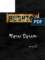 Bushido - New Dawn