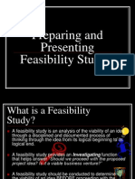 6 Feasibility Study