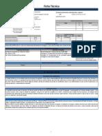 Ficha Tecnica Desarrollo UAV ISR_VP