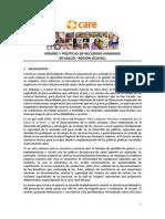 TDR Género y RRHH ampliacion