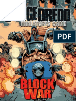 Judge Dredd - Block War