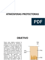 ATMOSFERAS PROTECTORAS